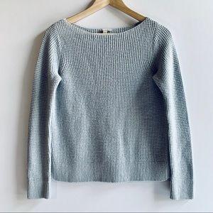 GAP | Gray Knit Sweater sz S